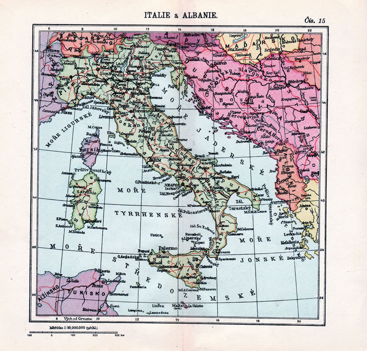 mapa-italie