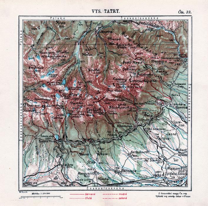 mapa-vysoke-tatry