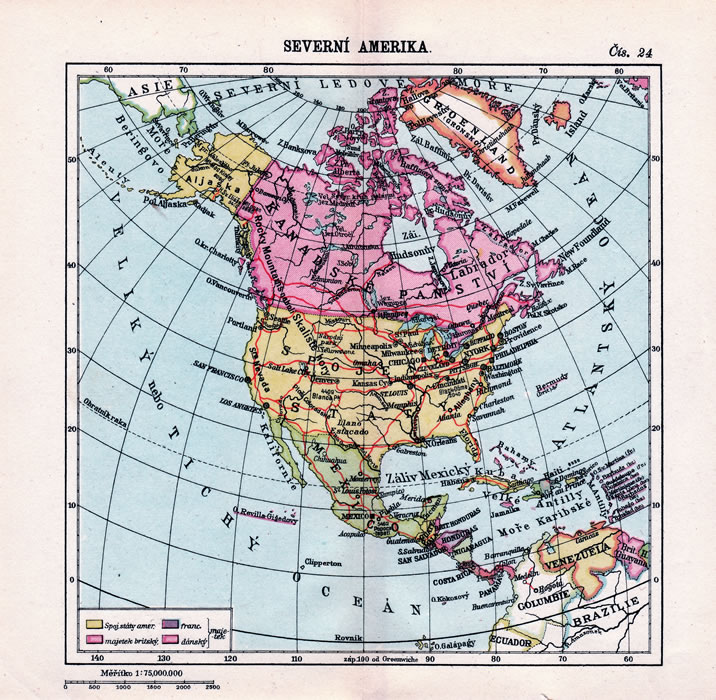 mapa-severni-amerika
